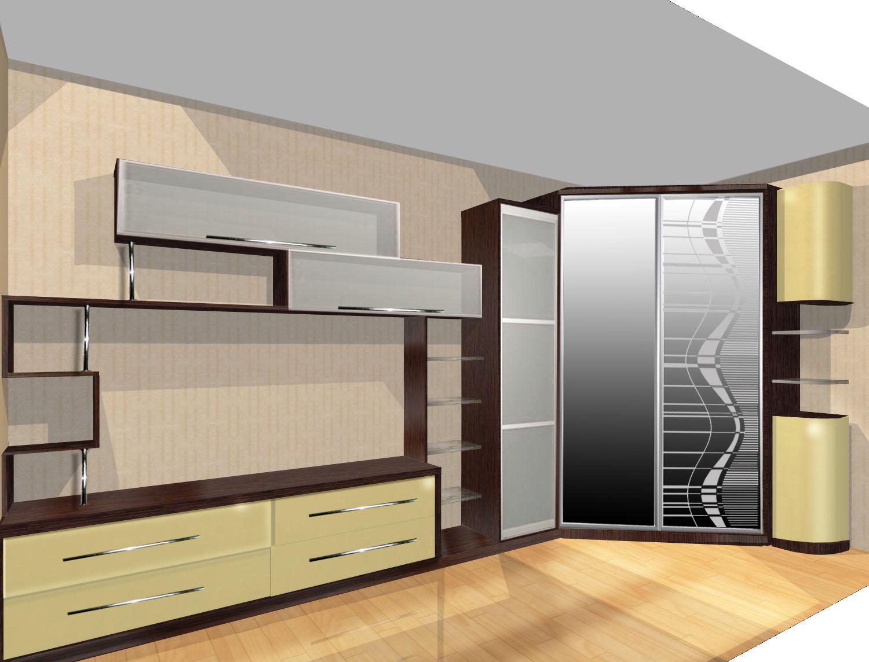 Дизайн горки для зала