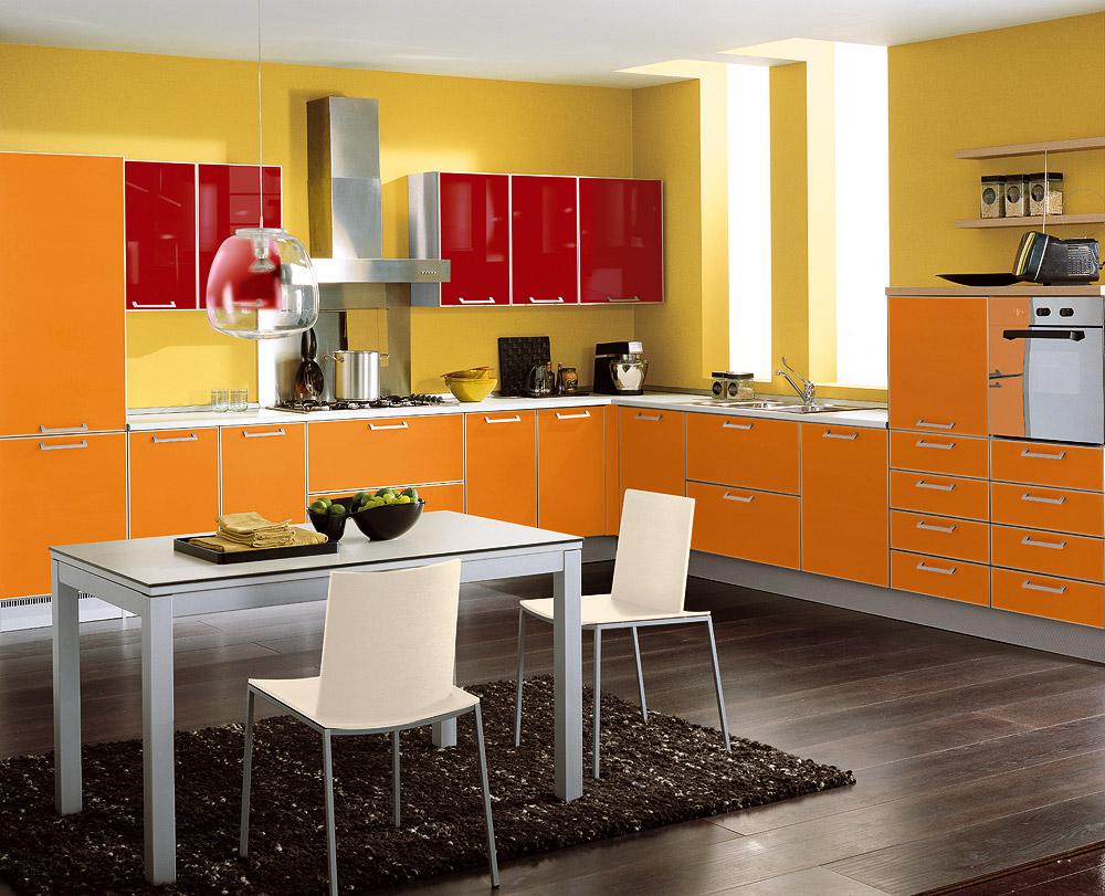Кухни-полы дизайн